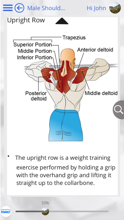 Human Body Anatomy & Strength Anatomy by GoLearningBus screenshot-2