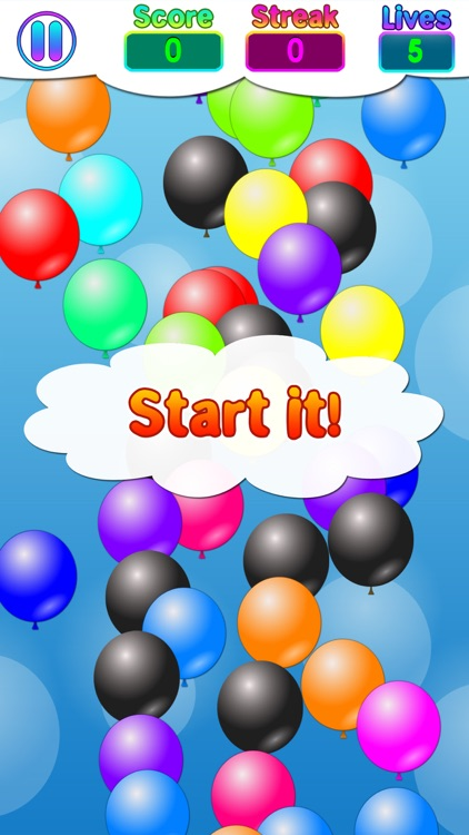 Balloon Popper - for Kids and Adults screenshot-4