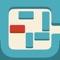 UNBLOCKは赤いブロックを外に逃すクラシックなパズルゲームです