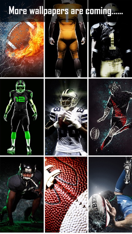 American Football Wallpapers & Backgrounds - Home Screen Maker with Sports Pictures screenshot-4