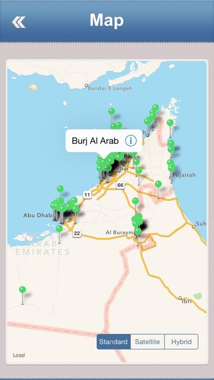 United Arab Emirates Essential Travel Guide screenshot-3