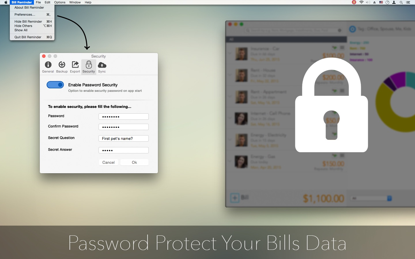 ‎Bill Reminder on the Mac App Store