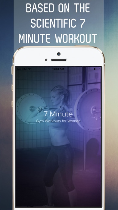 download 7 Minute Gym Workouts for Women apps 2