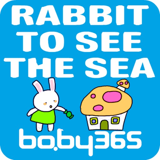 Little rabbit to see the sea-baby365
