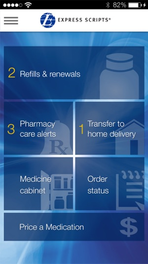 Express Scripts On The App Store