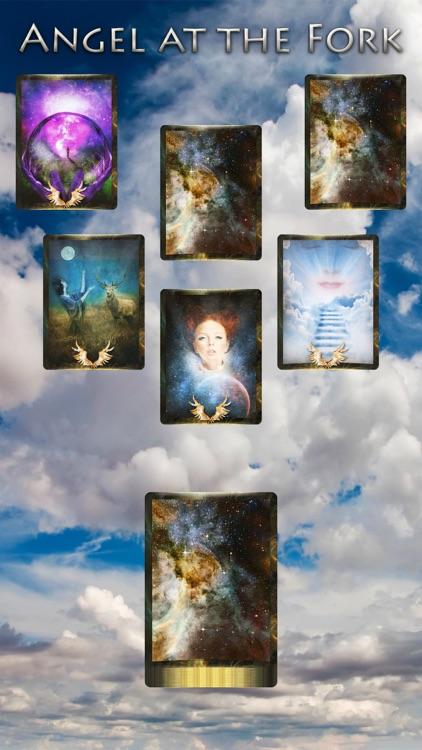 Psychic Angel Cards screenshot-4