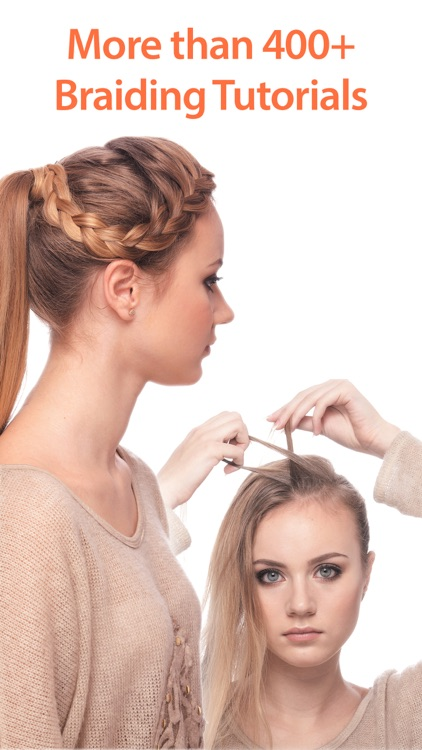 WOW Hairstyles Premium! 400+ Braid Hair Tutorials for Girls and Ladies with Step-by-Step Photos