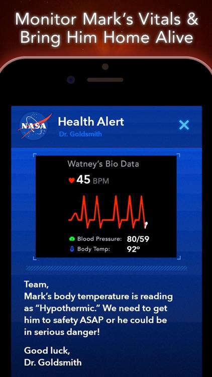 The Martian: Official Game screenshot-3