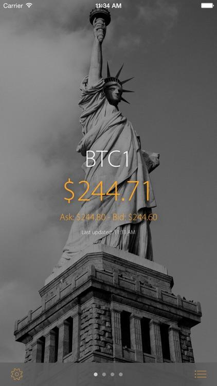 Bitcoin Watcher