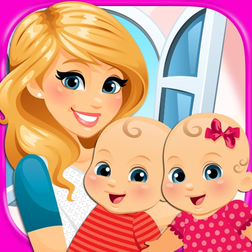 My Newborn Baby Twins & Mommy Care - Pregnancy & Maternity Doctor Games FREE