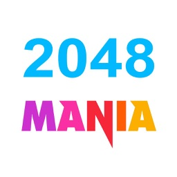 2048 Mania - The difference smash hit swipe tile challenge number puzzle game free