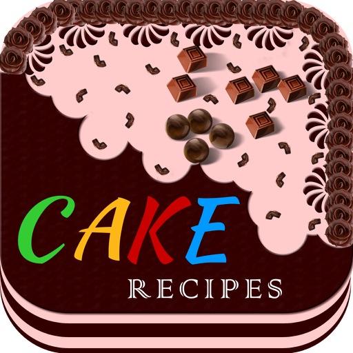 Cake Recipes - Wonderful and Easy Cake Recipes iOS App