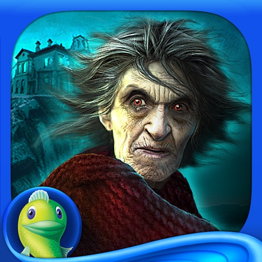 Haunted Hotel: Death Sentence HD - A Supernatural Hidden Objects Game