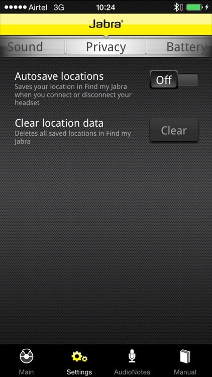 Jabra CONNECT screenshot-3