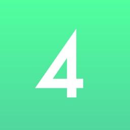 4tune - Notify your scheduled events & biorhythm
