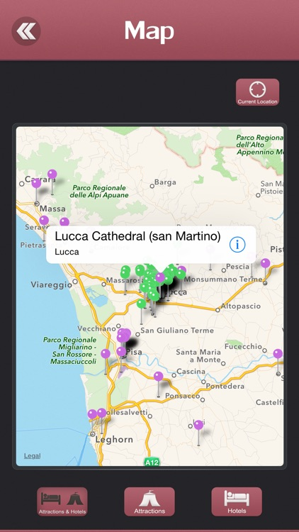 Lucca City Travel Guide screenshot-3