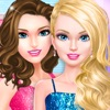 Fashion Doll BFF Shopping Date: SPA & Dress Up Game