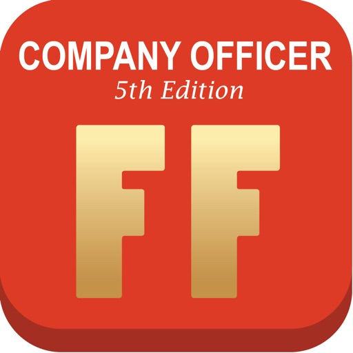 Flash Fire Company Officer 5th Edition