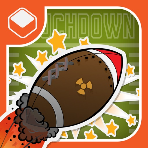 Nuke & Juke Touchdown Football