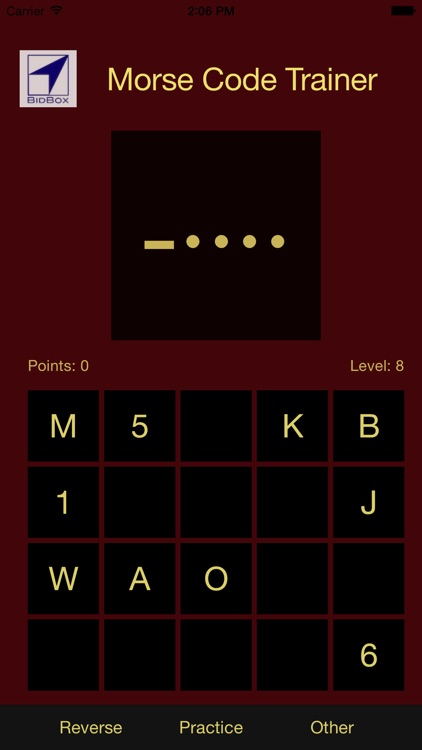 Morse Code Training screenshot-1