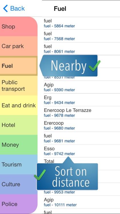 Cinque Terre Travelmapp screenshot-4