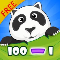 Activities of MEGA Subtraction 1-100 FREE