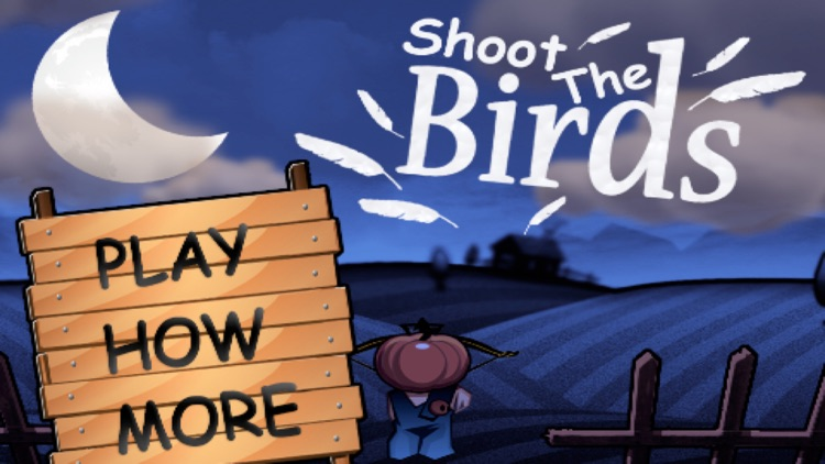 Shoot The Birds With Your Crossbow