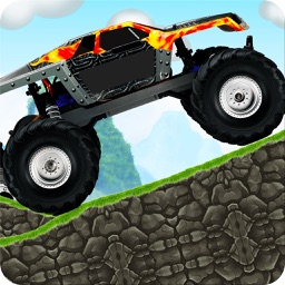 Furious and Fast Mountain Climb Racing : A real off-road challenge for Speed Racer with a 4x4 Monster