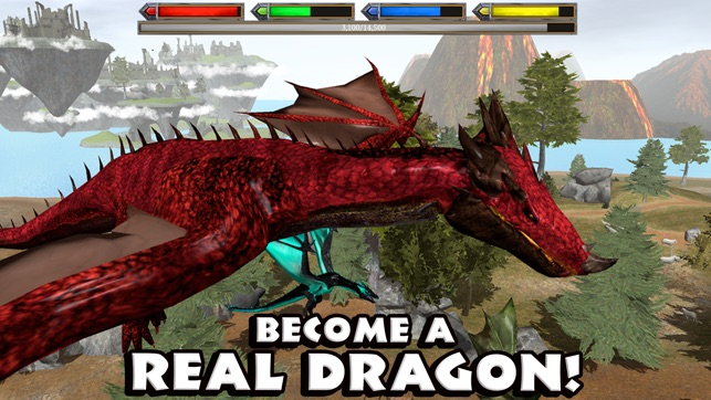 ‎Ultimate Dragon Simulator