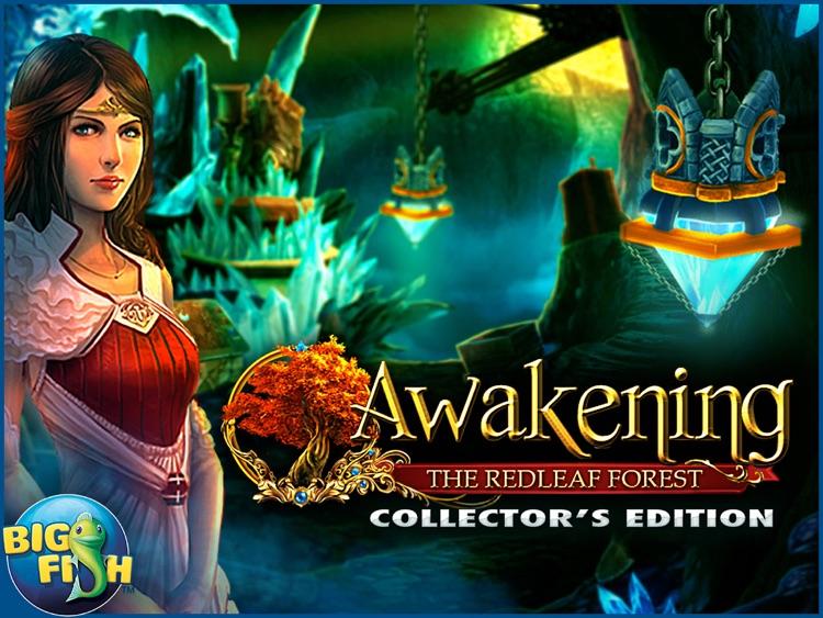 Awakening: The Redleaf Forest HD - A Magical Hidden Object Adventure screenshot-4