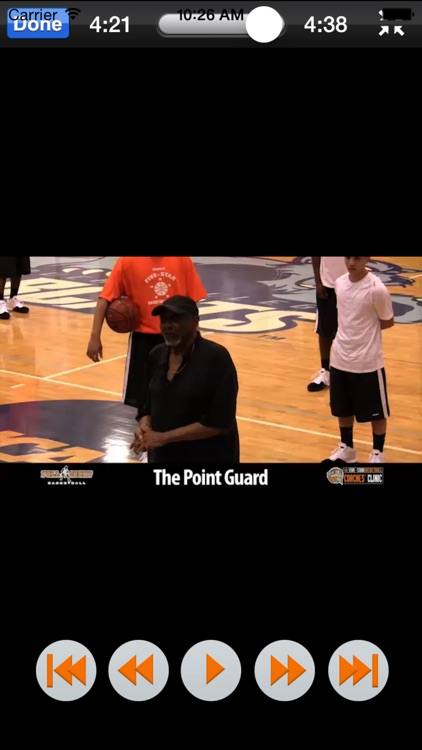""" No Turnovers "" : A Championship Coaching Philosophy - With Coach John Chaney- Full Court Basketball Training Instruction screenshot-4"