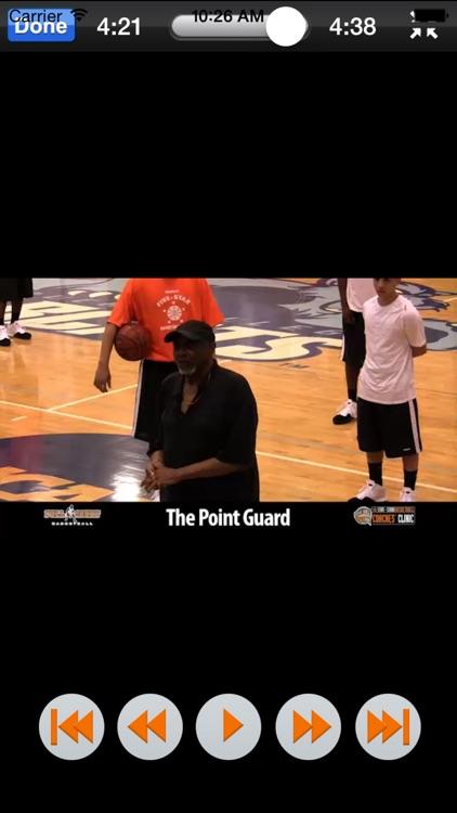 """ No Turnovers "" : A Championship Coaching Philosophy - With Coach John Chaney- Full Court Basketball Training Instruction screenshot-4"