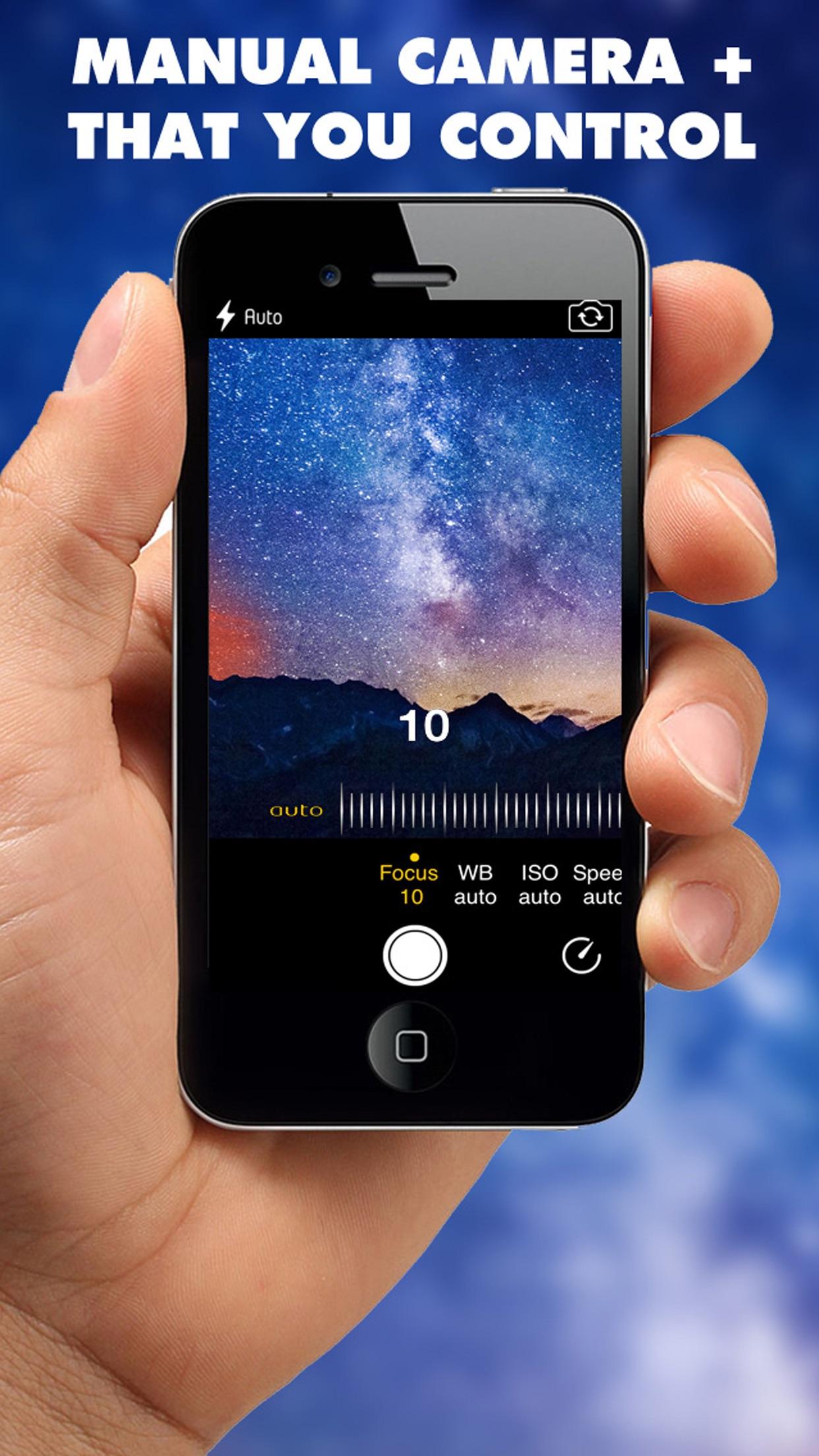 ManCam - Super Manual Camera Screenshot