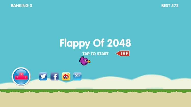 Flappy Of 2048