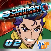 Codes for B-Daman Fireblast vol. 2 Hack