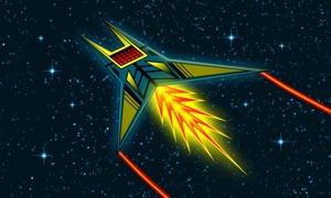 Star Cannon - Xtreme Beam Vector Arcade