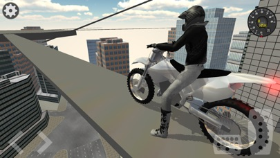 Extreme Motorbike Racer 3D screenshot two