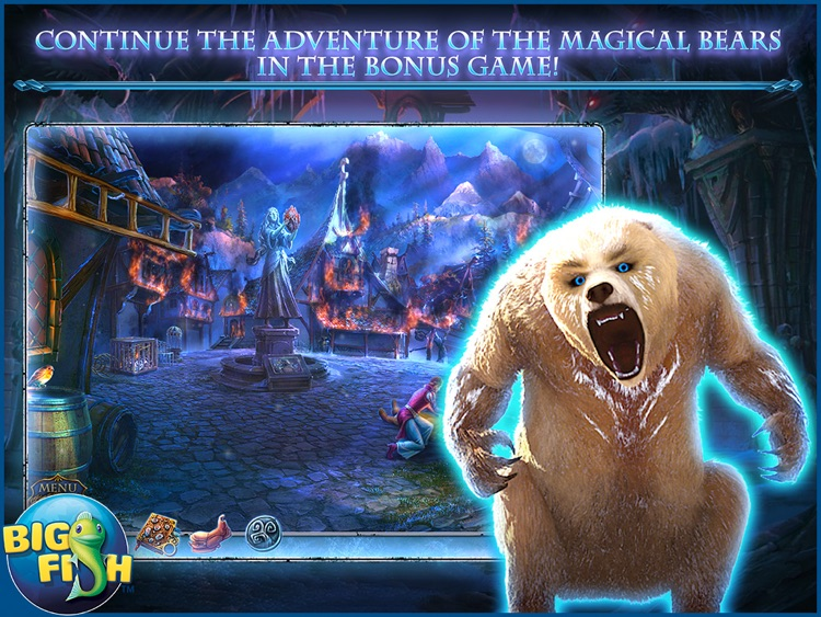 Living Legends: Wrath of the Beast HD - A Magical Hidden Object Adventure screenshot-3