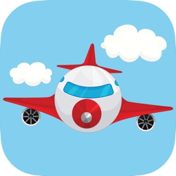 Fast Super Plane - awesome street jet racing game