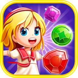Amazing Jewel World Star Adventure 2