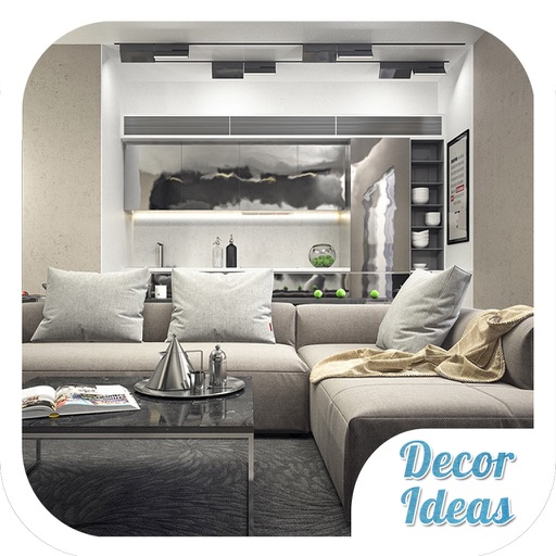 Modern Apartment Decorating Ideas for iPad