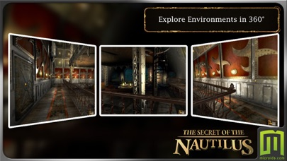 Jules Verne's Mystery of the Nautilus - (Universal) screenshot two