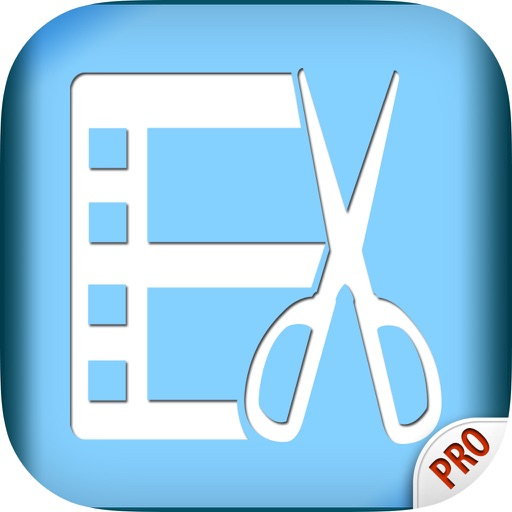 Video Movie Music Recorder Maker Pro - Merge Edit & Download Your Videos icon