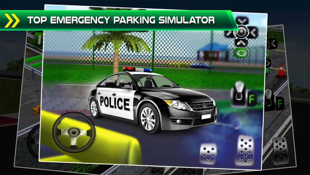 Police Emergency Car Parking Simulator – 3D Bus Driving Test & Truck Park Racing Games Cheat Codes