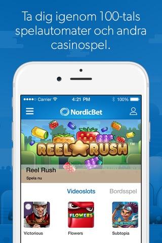 NordicBet Sportsbook & Casino screenshot 4