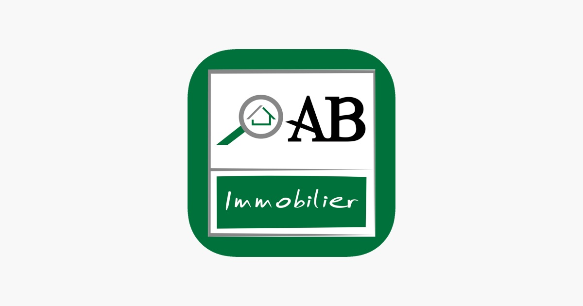 ab immobilier on the app store. Black Bedroom Furniture Sets. Home Design Ideas