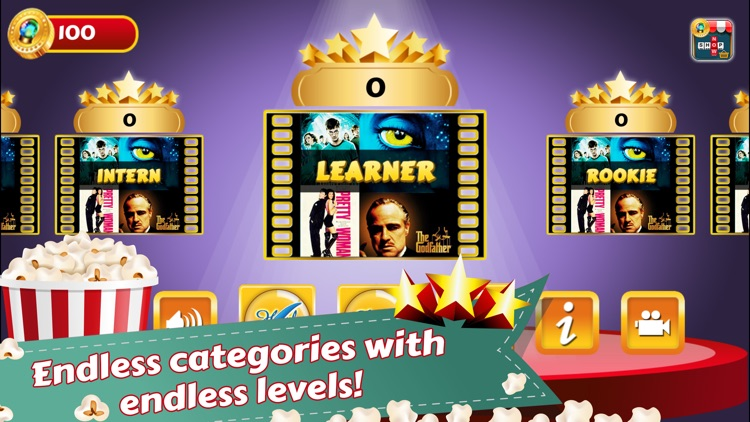 Movie Junkies - Guess the Movie, Hollywood Celebrity Blockbusters (quiz & trivia) Game