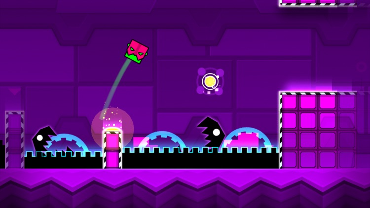 Geometry Dash Meltdown screenshot-0