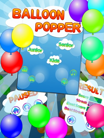 Screenshot #4 pour Balloon Popper - for Kids and Adults