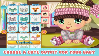 Baby Dreams – Mädchen SpieleScreenshot von 3